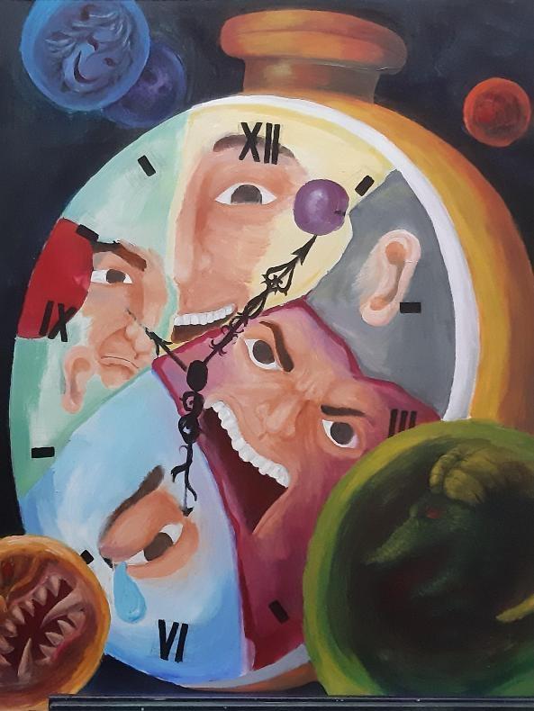 「心鏡.心靜.心境-繪畫藝術展」(免費參觀)