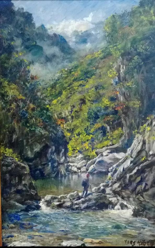 楊炳輝油畫個展(免費參觀)