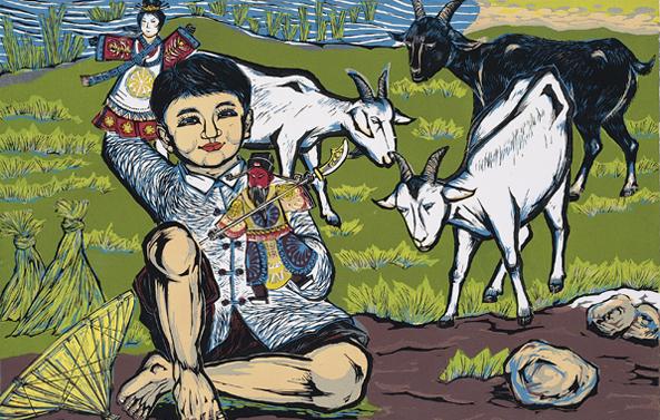 生機-林智信的農村風情