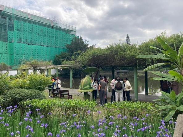 史博館與臺大人類學系合作國家文化記憶庫計畫加值應用
