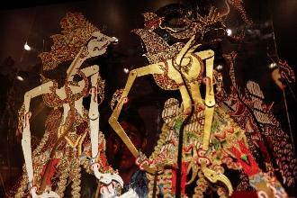 喜新戀舊會客室—印尼偶戲文化體驗活動
