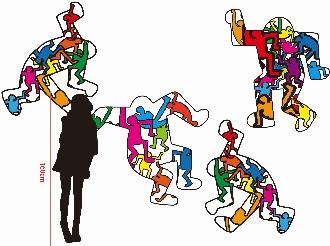 Keith Haring塗鴉創作工作坊