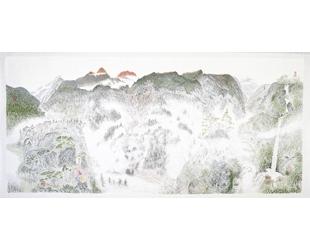 返回自然之夢-李賢文畫展