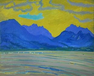 形色的調度—黃朝謨畫展