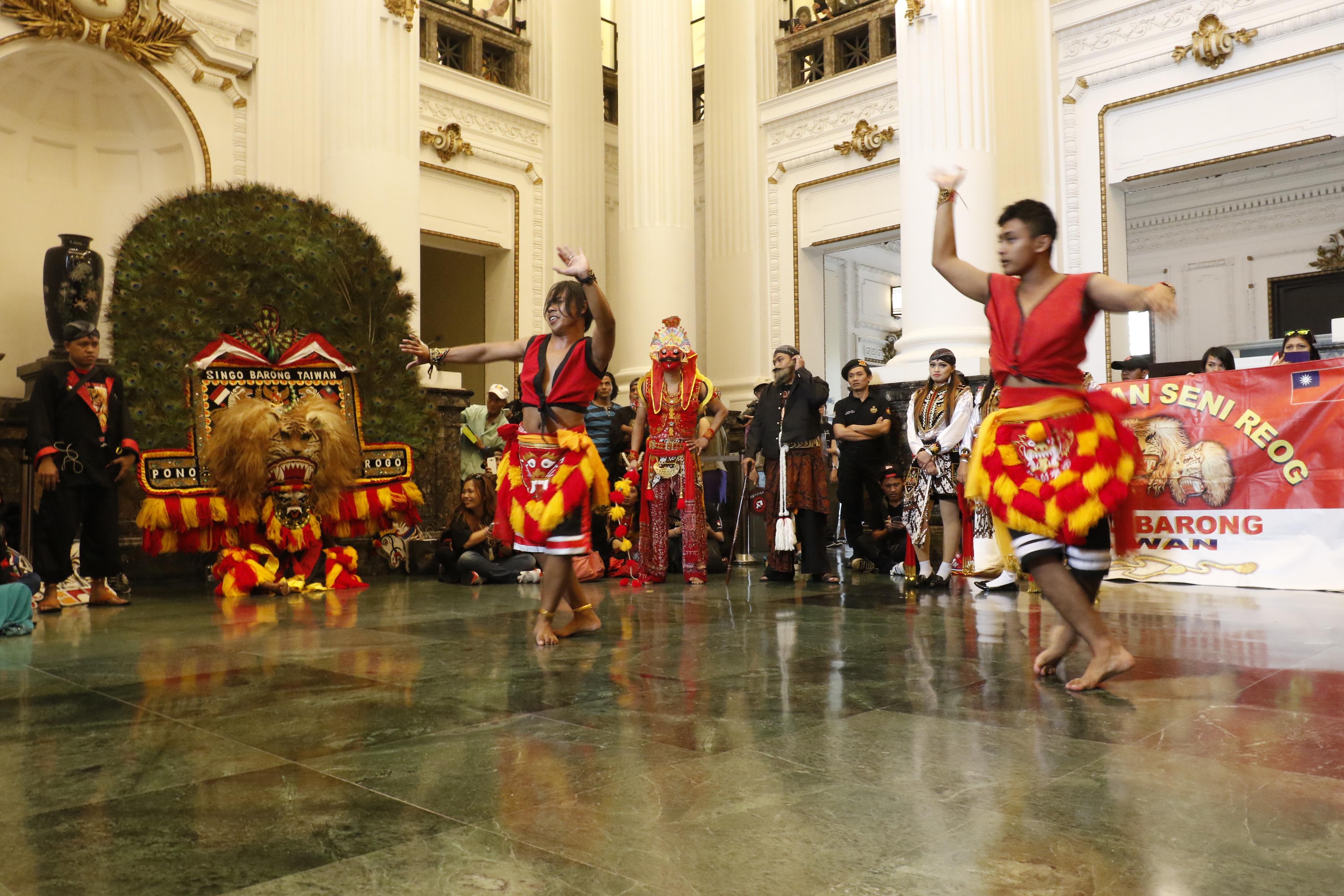 2017印尼國慶文化藝術節