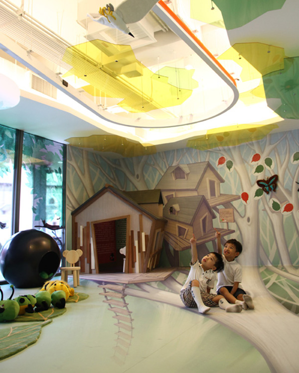 南門童話--沉睡的老樟樹國王(展覽)