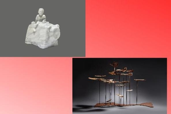 Taiwan Sculpture Association Members' Joint Display